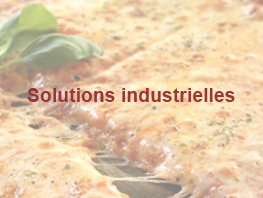 Les solutions industrielles