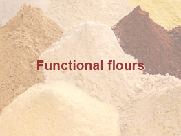 Functional flours